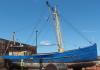 Oude garnalenkotter als potentieel duikwrak - Foto: NOB