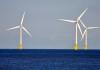 Windmolens op de Noordzee - Foto: Martin Pettitt