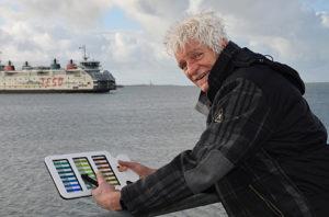 Fysisch oceanograaf Dr. Marcel Wernand