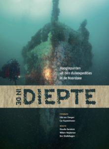 Impressie Noordzeeboek In de Diepte - kaft