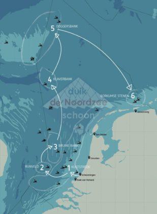 Impressie Noordzeeboek In de Diepte