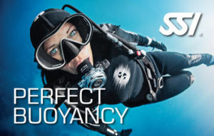 SSI specialy perfect trimmen / buoyancy