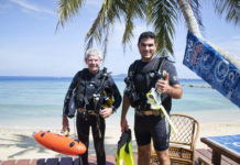 PADI duikcursus - Salang Bay, Tioman Island - The Travel Manual