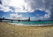 Salt Pier, Bonaire - Foto: Wil Stutterheim