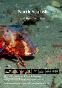 North sea fish and their remains - cover