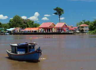 Rivier in Borneo - Foto: Ton Hoiting / WUR