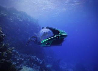 U-Boat Workx onderzoeksduikboot