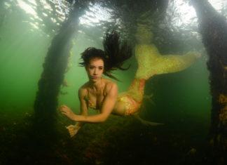 Winnaar ONK categorie groothoek met model - Foto: Filip Staes